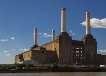 Thumbnail 2 bed flat for sale in Pearce House, Battersea Power Station, London