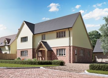 Thumbnail 4 bed detached house for sale in Drury Lane, Redmarley
