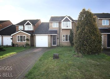 3 bed detached house for sale in Claverley Green, Luton, Bedfordshire LU2
