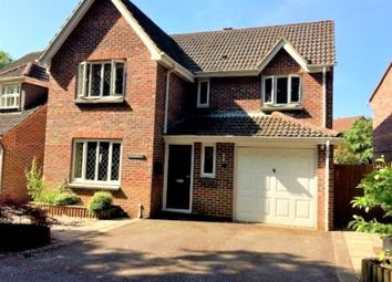 Thumbnail 4 bed detached house for sale in Newmarket Close, Horton Heath, Eastleigh