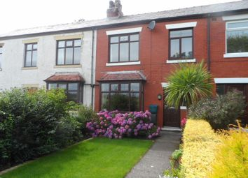 Thumbnail 3 bed terraced house for sale in Plantation Avenue, Knott End On Sea