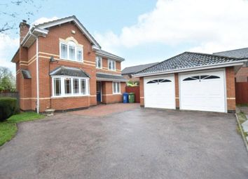 Thumbnail 4 bed detached house to rent in Julius Hill, Warfield, Bracknell, Berkshire