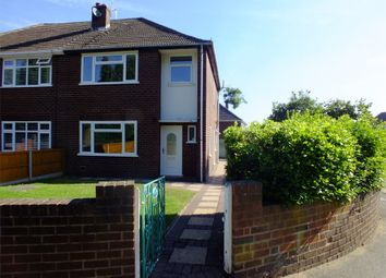 Thumbnail 3 bed semi-detached house to rent in Knoll Drive, Styvechale, Coventry