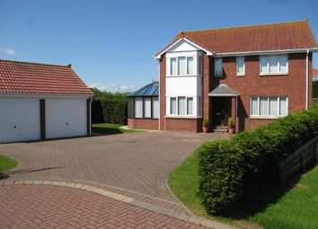 Thumbnail 5 bed detached house for sale in Meadow Grange, Berwick Upon Tweed, Northumberland