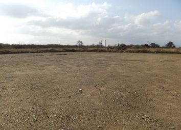Thumbnail Land to let in Thames Industrial Park, East Tilbury