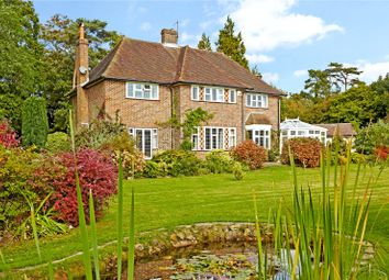 Thumbnail 4 bed detached house for sale in Pook Reed Lane, Heathfield, East Sussex