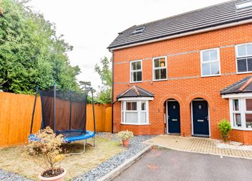 Thumbnail 4 bed semi-detached house for sale in Dashwood Close, Camberley