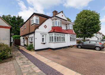Thumbnail 4 bedroom semi-detached house for sale in Priory Crescent, Cheam, Surrey