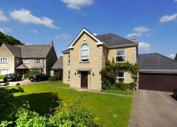 Thumbnail 4 bed detached house to rent in Oaklands, Cirencester