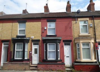 Thumbnail 2 bed terraced house to rent in Yelverton Road, Tranmere, Birkenhead