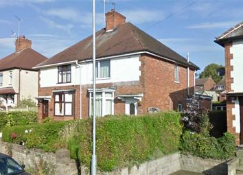 Thumbnail 3 bed semi-detached house for sale in Westlands Road, Uttoxeter, Staffordshire