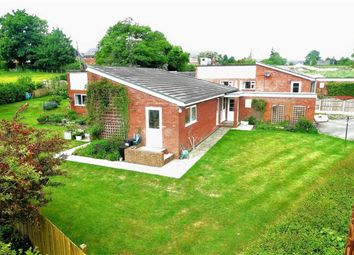 Thumbnail 3 bed detached bungalow for sale in Hunters Ride, Kingswood, Forden, Welshpool, Powys