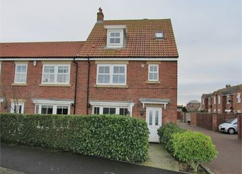 Thumbnail 4 bedroom semi-detached house for sale in Eastfield, Longhoughton, Alnwick