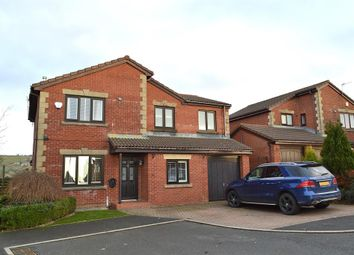 Thumbnail 4 bed detached house for sale in Locking Gate Rise, Oldham