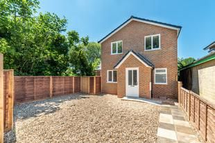 Thumbnail 4 bed detached house for sale in Park View, Stevenage