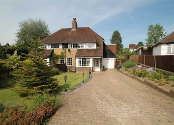 Thumbnail 4 bed semi-detached house for sale in Wilhelmina Avenue, Coulsdon
