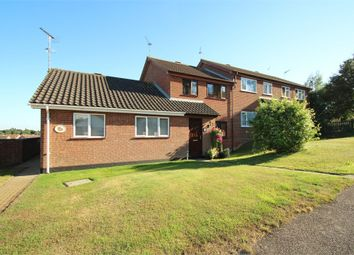 Thumbnail 3 bedroom terraced house for sale in Chequers Rise, Great Blakenham, Ipswich, Suffolk