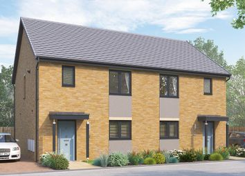 "Thumbnail 3 bed end terrace house for sale in ""The Newbridge"" at Highfield Lane, Rotherham"