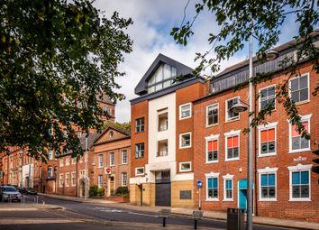 Barker Gate, Nottingham NG1. 2 bed flat