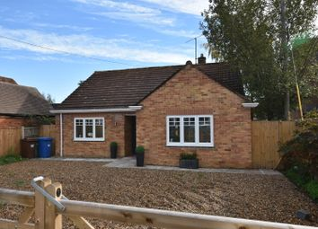 Thumbnail 3 bedroom detached bungalow for sale in Fernbank Road, Ascot