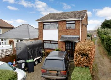 Thumbnail 3 bed detached house for sale in St. Neots Road, Sandy