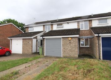 Thumbnail 3 bedroom terraced house for sale in Galloway Close, Bletchley, Milton Keynes