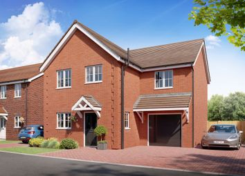 Empress Way, Ludgershall, Andover SP11. 4 bed detached house for sale