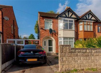 Thumbnail 3 bed semi-detached house for sale in Charlbury Road, Wollaton, Nottingham