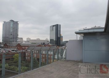 Thumbnail 1 bedroom flat for sale in Churchgate Plaza, 185 Holliday Street, Birmingham