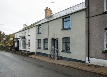 Thumbnail 3 bed terraced house for sale in Talybont-On-Usk, Brecon