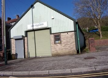 Thumbnail Property to rent in Unit Warehouse, Bridge Street, Abercarn
