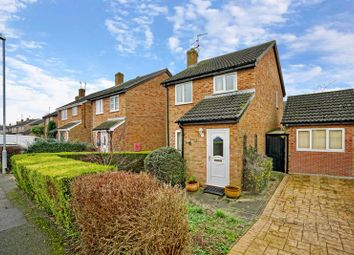Thumbnail 3 bedroom detached house for sale in Glatton Road, Sawtry, Huntingdon.