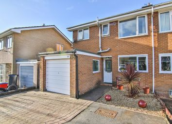 Thumbnail 3 bed semi-detached house for sale in Darren View, Crickhowell