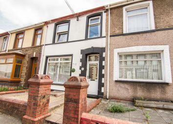 Thumbnail 3 bed terraced house for sale in Carlton Terrace, Troedyrhiw, Merthyr Tydfil