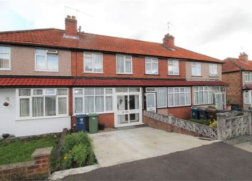 Thumbnail 2 bed terraced house for sale in Tenby Road, Edgware, Middlesex
