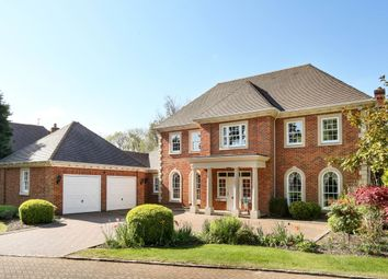 Thumbnail 6 bed detached house to rent in Bellridge Place, Knotty Green, Beaconsfield, Buckinghamshire