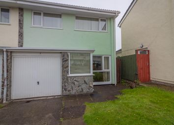 Thumbnail 3 bed town house for sale in Derwent Drive, Onchan