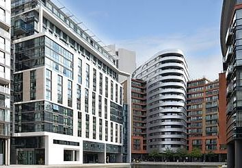 Thumbnail 4 bedroom property to rent in 4 Bed Penthouse, Merchant Square, Westminister, London