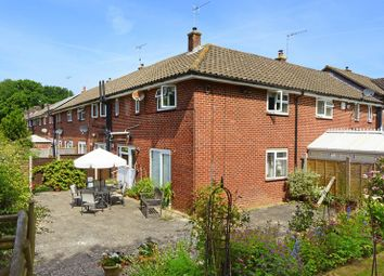 Thumbnail 3 bed terraced house for sale in Higher Wood, Bovington BH20.