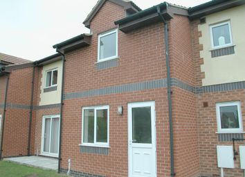 Thumbnail 1 bed terraced house to rent in The Pines, Worksop