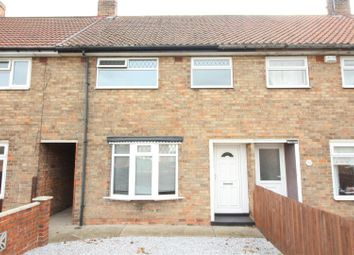 Thumbnail 3 bedroom terraced house for sale in Stockwell Grove, Hull