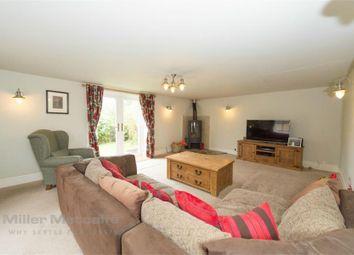 Thumbnail 3 bed detached house to rent in Back Blackburn Road, Egerton