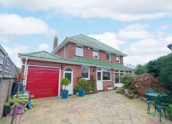 Thumbnail 4 bedroom detached house for sale in West Avenue, Worthing