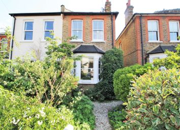 Thumbnail 3 bed semi-detached house for sale in Rowlls Road, Kingston Upon Thames