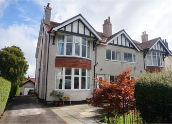Thumbnail 4 bed semi-detached house for sale in St. Georges Road, Rhos On Sea