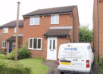 Thumbnail 3 bed detached house to rent in Gisburn Close, Heelands, Milton Keynes