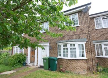 Thumbnail 3 bed terraced house to rent in Kingfisher Drive, Staines-Upon-Thames, Surrey