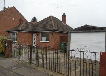 Thumbnail 3 bed bungalow to rent in Gilpin Street, Peterborough