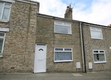 Thumbnail 2 bed terraced house to rent in Wolsingham Road, Tow Law, County Durham