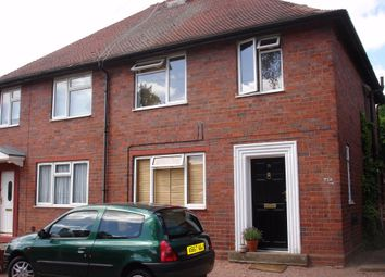 Thumbnail 1 bed flat to rent in The Broadway, Norton, Stourbridge, West Midlands